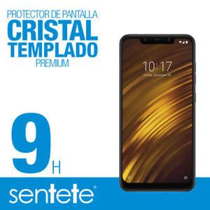Sentete-Xiaomi-Pocophone-F1-Protector-de-Pantalla-de-Cristal-Templado-PREMIUM