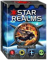 White Wizard Games Star Realms Deckbuilding Game , New, Free Shipping on sale