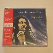 BOB MARLEY - LIVE AT SANTA CRUZ - 1998 2CD JAPAN PRESS LTD. EDITION