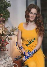 Ana María Polvorosa autógrafo signed 20x30 cm imagen