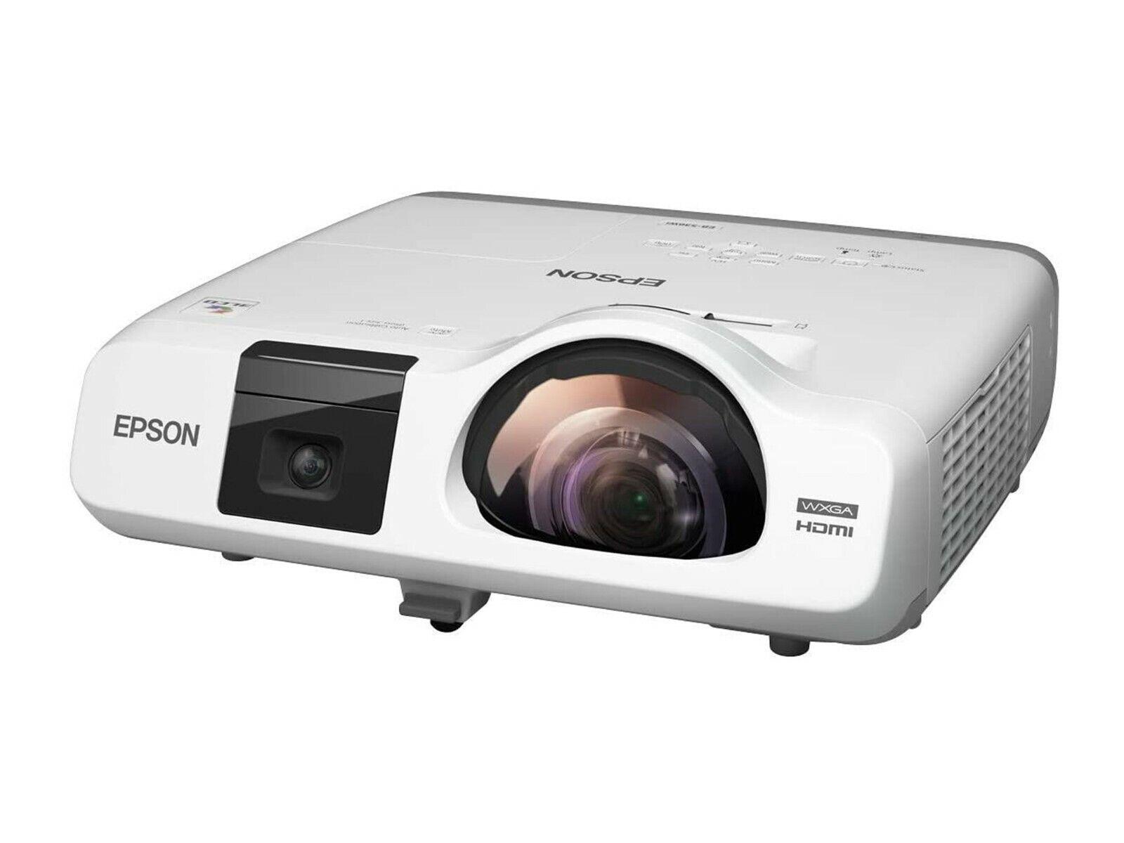 Epson EB-536Wi Interactive Conference Room Projector- HDMI,Home Cinema