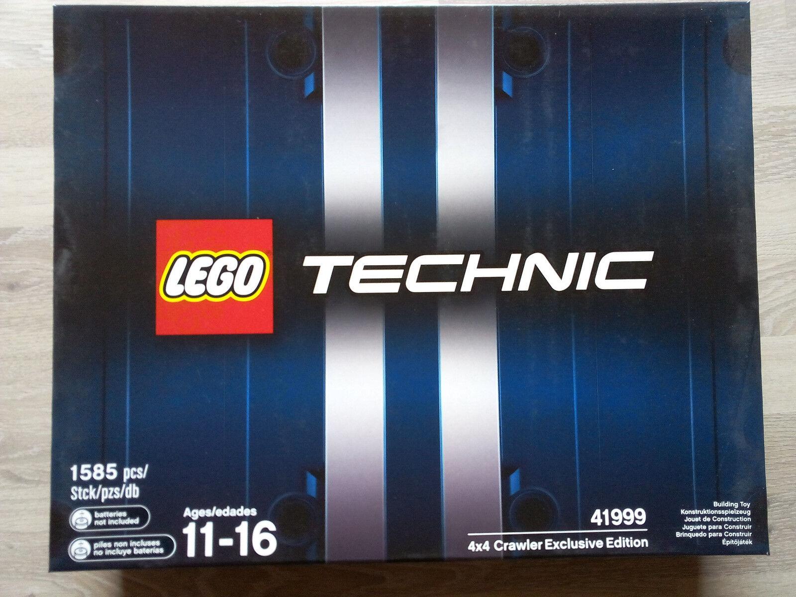 Lego Technic 41999 Exclusive Edition 4x4 Crawler / / / NEU & OVP - UNGEÖFFNET ac57bf