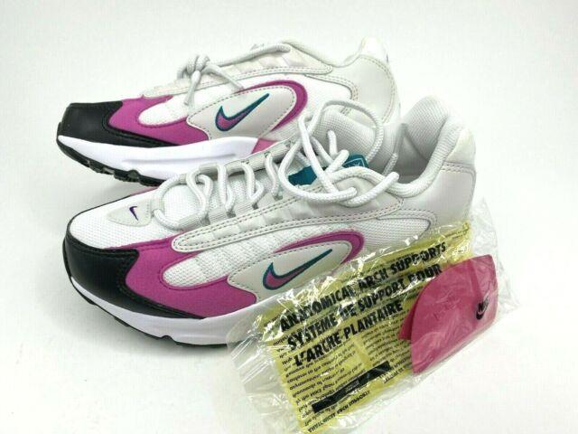 Nike Air Max Triax 96 Running Shoes White Active Fuchsia CQ4250-102 Women's 7.5