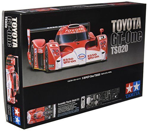 Tamiya 1/24 Sports Car Series No.222 Toyota GT-One TS020 Model Car 24222
