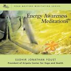 Energy Awareness Meditation by Sudhir Jonathan Foust (CD, Apr-2004, The Relaxation Company)