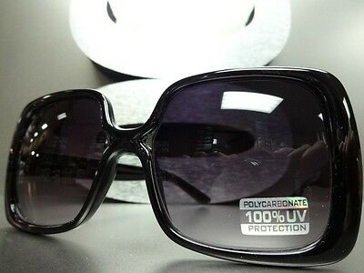OVERSIZE CLASSIC 80's RETRO VINTAGE STYLE SUNGLASSES SHADES Huge XL Square Frame