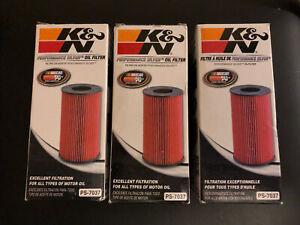 Oil Filter Pro Series K/&N PS-7037