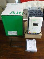 New Ats22d88s6u Schneider Altistart 22 Soft Start 208 600vac 88a 3ph 25 75 Hp
