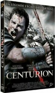 Centurion-Michael-Fassbender-Dominic-West-Olga-Kurylenko-DVD-New
