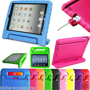 Kids-Children-Rubber-ShockProof-Case-EVA-Foam-Stand-Cover-for-Apple-iPad-mini-4
