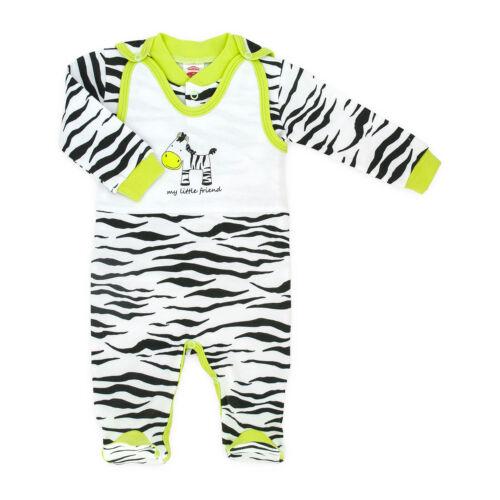 Shirt Bodysuits Trousers Sleepsuit Boys Girls Baby Zebra Cotton size up to 92