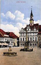 Leipa, Rathaus, 1928