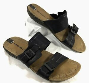 merrell hollyleaf sandals size 7 zip
