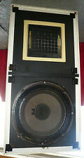 Vintage NOS Janszen Z-110 Electrostatic Speaker See Description