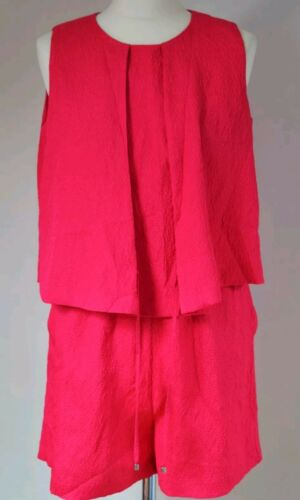Beautuful NEXT LAYRED Rose Combi taille 12 Neuf