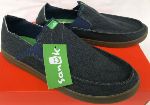 Surf Scarpe Pocket Ngm 1094612 Pick 5 9 Blu Beach Denim Slip uomo on Sanuk Party XA8P5wq