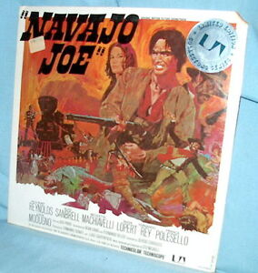 LP-FACTORY-SEALED-Soundtrack-NAVAHO-JOE-Burt-Reynolds-LEO-NICHOLS