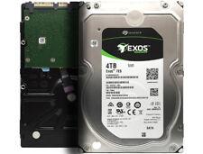 Seagate Enterprise HDD ST4000NM0035 4TB 7200RPM 128MB Cache 512n SATA 6Gb/s HDD