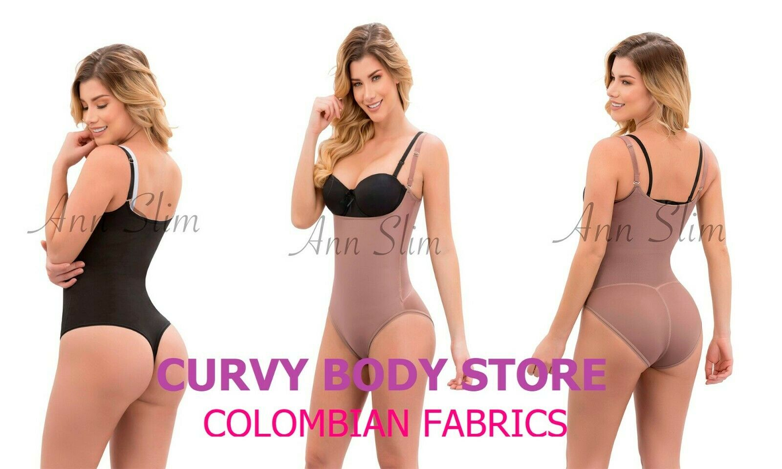 THE NEW SUPER INVISIBLE GIRDLE FOR WOMEN SLIM BODYSUIT FAJAS COLOMBIANAS women
