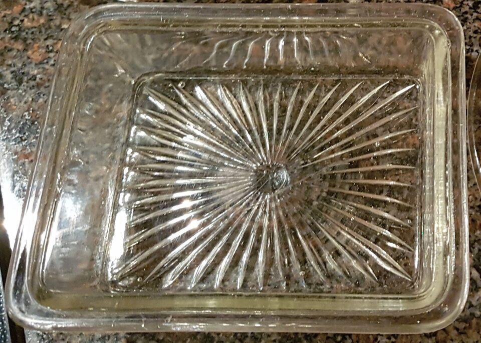 Glas, diverse opbevaring, citruspresser