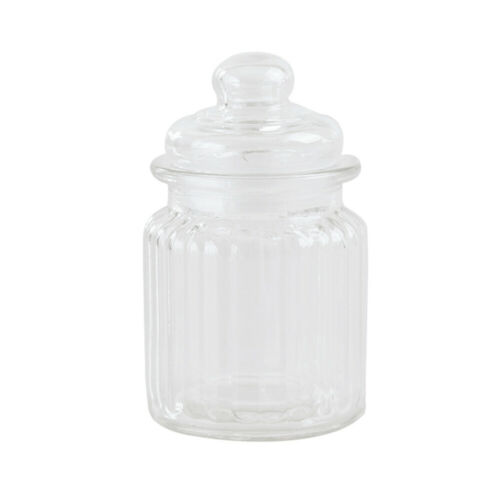 Transparent Storage Container Seal Jar for Nut Coffee Sugar Bean Tea Storage