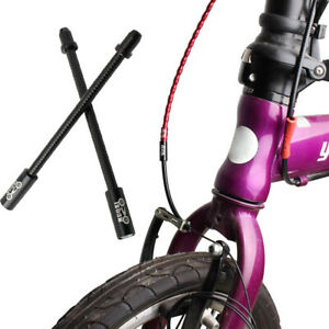 Flexible Bike V-Brake Noodle Road MTB Bicycle Cable Guide Pipe with PE Liner