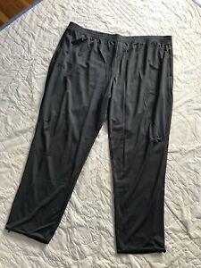 hot-selling authentic cheapest cheapest Details about NWT Men's Under Armour Maverick Tapered Pants Gray/Black  1280765 4XLT 4XL TALL