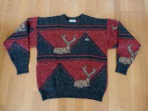 lana uomo gr maglione nuova Lacoste Maglione maglia Rar come M ABI5qRYfw