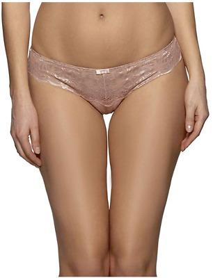 white womens Thongs 8-10 Gossard small