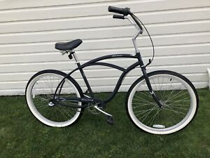 "Firmstrong Urban Beach Cruiser - 3 Speed - 26"" Wheels - Bicycle"