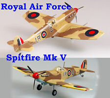 Standfuß NEU 1942 Fertigmodell 1:72 Easy Model Spitfire MK.V//TROP RAF 249 Sqn