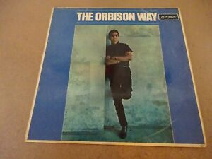 Roy-Orbison-The-Orbison-Way-Original-LP-Album-Record-Vinyl