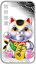 LUCKY-CAT-2018-1oz-1-SILVER-PROOF-COIN-Rectangle-Colorized-034-034 thumbnail 1