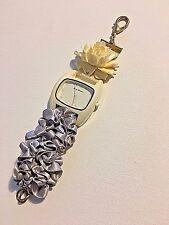 Vintage Jewelry Watch for Women Victorian Style Narmi w Japan Movt