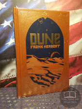 NEW SEALED - DUNE by Frank Herbert Bonded Leather Collectible Edition Hardcover