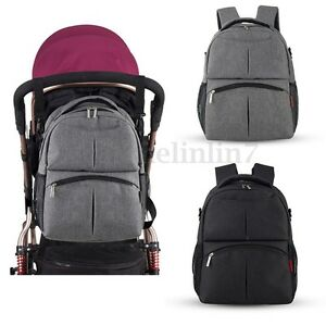 uk baby diaper backpack multifunctional mummy bag nappy changing mummy backpack. Black Bedroom Furniture Sets. Home Design Ideas