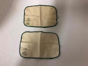 Lot-Of-2-Rolex-Tudor-Cellini-Watch-Polishing-Cloth-Fabric