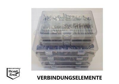 Becherschrauben NF E 27-128  Edelstahl A2 M4X40 10 St