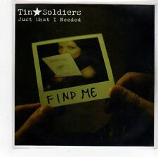 (FS356) Tin Soldiers, Just What I Needed - DJ CD