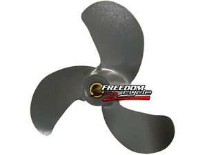 HONDA-BF50F-BF5A-BF50-BF5-OUTBOARD-BOAT-MOTOR-PROPELLER-PROP-58130-ZV1-940ZB-NEW