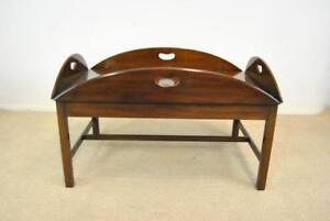 Kittinger Furniture Company Walnut Butler Table Ebay