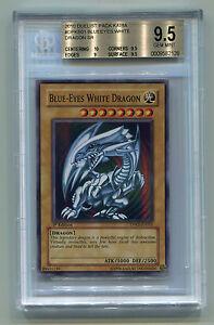 Yu-Gi-Oh-Duelist-Pack-Kaiba-1st-Ed-Blue-Eyes-White-Dragon-DPKB-EN001-BGS-9-5