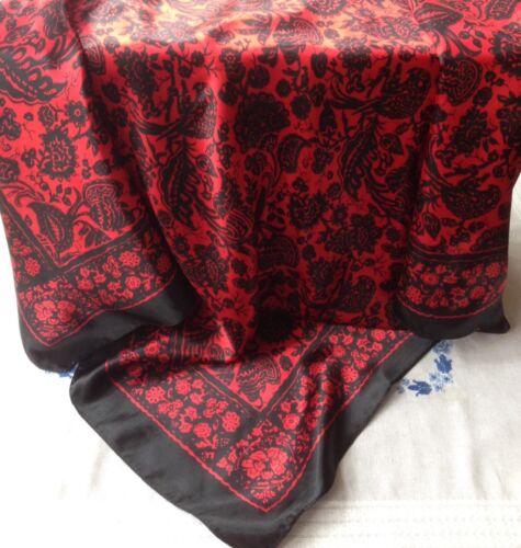 90 x 90 cm Square Scarf Women Polyester High Quality Shawl Wrap