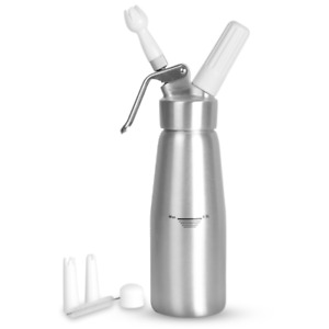500ml Whipped Cream Dispenser Attachments Included Decorating Nozzles 63 6