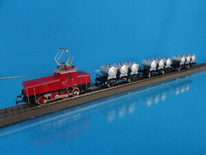 Marklin-2874-Train-Set-034-Freight-Train-Br-63-3-Cont-034-Marklin-125-Years-set-1984