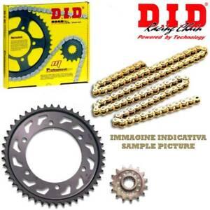 Set-DID-Chain-DID-ZVM2-Sprocket-Sprocket-Suzuki-1200-GSF-Bandit-K1-5-2001-2005