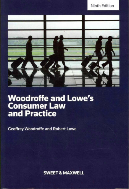 Woodroffe & Lowe's Consumer Law and Practice                  h2