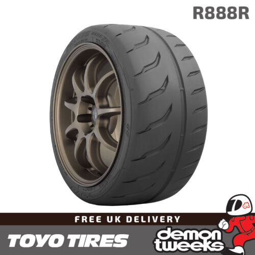 1 x 245 45 16 94W Toyo R888R Road Legal Race Racing Track Day Tyre 2454516