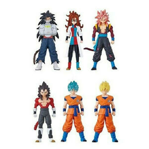 Dragon Ball Bardock Z Super Heroes Skill Figure 04