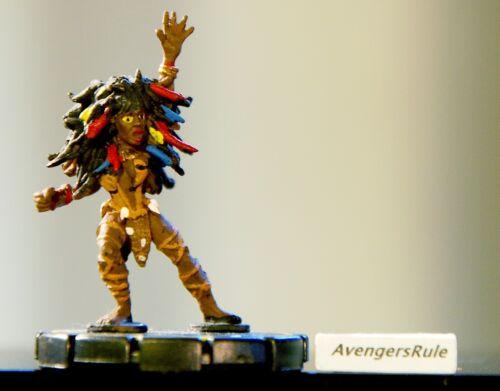 Marvel Critical Mass Heroclix 029 Calypso Experienced